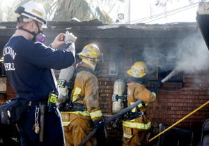 Study to address Tucson firefighters' exposure to carcinogens