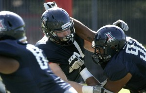 Arizona football: Fifth-year senior Chris Merrill could make 2nd career start Saturday