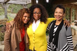 Novelist with Tucson tie gets Oprah nod