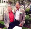 Same-sex suit seeks status as widower