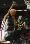 MENS COLLEGE BASKETBALL: Missouri takes lead in Big 12 race