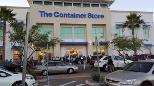 Container Store preview was hottest ticket in town