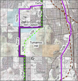 Tumamoc Hill area construction won't start until November