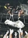 54 New Year's revelers die in Bangkok nightclub fire