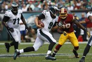 Photos: Ex-Cat Nick Foles in the NFL