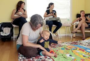 New business offers breast-feeding, postpartum support