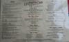 El Charro menu