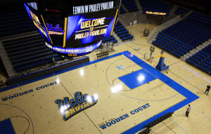 UCLA's Pauley Pavilion: You Wooden believe it