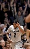 College basketball Arizona Wildcats at Colorado