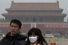 Air pollution in Beijing is so bad, it's off the index