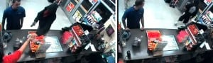 Gunman wears Virgin Mary hoodie in Tucson store robbery