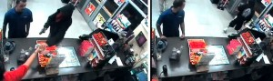 Gunman wears Virgin Mary hoodie in Tucson store robbery