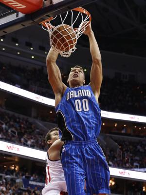 Aaron Gordon fractures jaw horsing around with brother