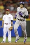 Game of the day: Rockies 5, Reds 4: Tulowitzki homer wins game for Colorado as umps change call