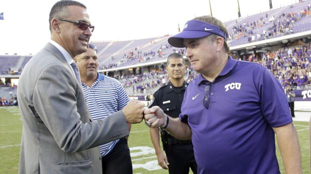 Hansen's Sunday Notebook: Don't expect TCU's Chris Del Conte to fit as Greg Byrne's successor