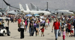 Thunderbirds and craft beer among air show attractions