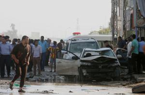 Funcionarios de Irak dicen que EIIL usó gas cloro