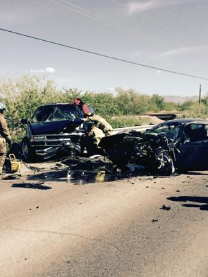Green Valley man killed in Tucson crash