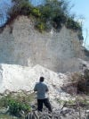 Large Mayan pyramid in Belize bulldozed to extract crushed rock
