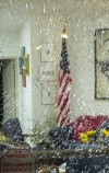 Giffords vandalism
