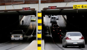 Overnight closures set for Fourth Avenue underpass