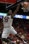 Arizona basketball: On fisherman Zeus, Rondae's athleticism, Kerr