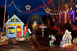 Photos: The Christmas House