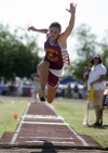 Track and field: Talented trio gives Salpointe girls hope for state title
