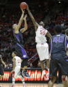 Utah's Wright talks hoops, his first love, sleep