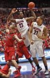 Arizona Wildcats vs. Utah Runnin' Utes