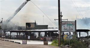 Fire damages Arizona saloon known for drawing Packer fans