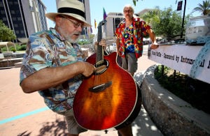 Photos: Tucson Folk Festival