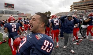 Photos: 2012 New Mexico Bowl