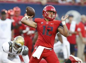 Arizona football: Anu Solomon likely to play vs. Oregon State