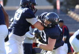 UA football: Playing 'an absolute blast' for Zellers