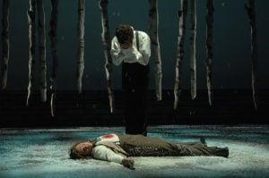 Long-awaited return of 'Eugene Onegin' marks opera debut in song fest