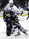 Joe Pavelski, Anze Kopitar