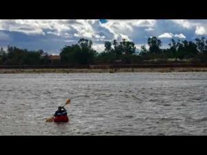 Rafting the Rillito