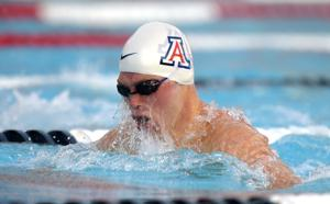 Arizona swimmer Cordes wins 4th straight NCAA title