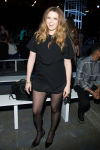 Celebs at New York Fashion Week