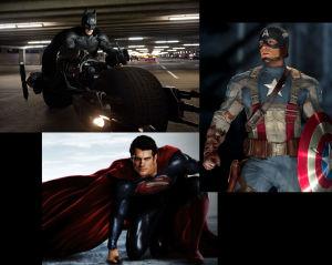 Superhero or Supervillain?