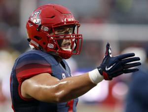 Arizona football: Scooby limited but 'always around the ball,' analyst says