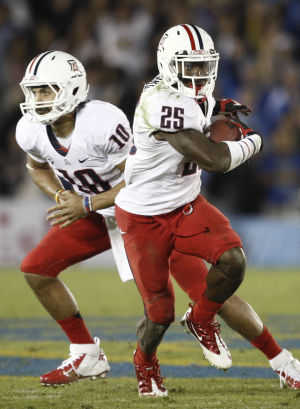 Arizona Wildcats football: Ka'Deem Carey and the 2014 NFL draft