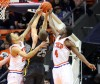College Basketball Roundup: Oregon beaten at UTEP in triple-OT