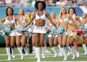 Photos: NFL cheerleaders, week 13