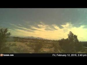 Weather for Friday, February 12, 2016