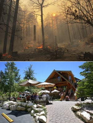 Photos: The Aspen Fire: Ten years later