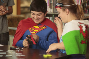 Celebrating 'Man of Steel' with costumes, videos, games