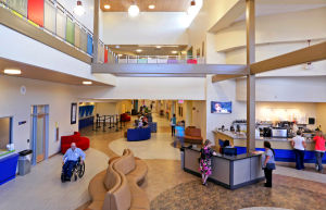 Photos: Inside the New El Rio Health Center