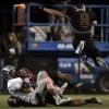 Salpointe Catholic 30, Ironwood Ridge 14